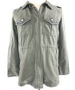 WILD PEARL Men's Green Navajo Graphic Long Sleeve Coat Jacket Full Zip S... - $46.37
