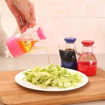 Hot Sale Leakproof Oil Bottle Plastic Soy Sauce Pot Cruet Oil Vinegar Sp... - $14.99
