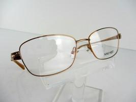 Nine West NW 1048 (780) Rose Gold  52 x 16 135 mm Eyeglass Frames - $58.87