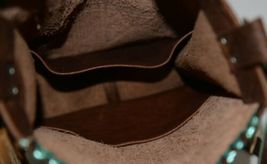 Rustic Kaos Crossbody Purse Aztec Print Adjustable Strap image 5