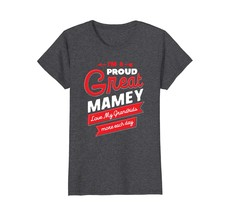 Funny Shirts - Proud Great Mamey Love My Grandkids Grandma Gift T Shirt ... - $19.95
