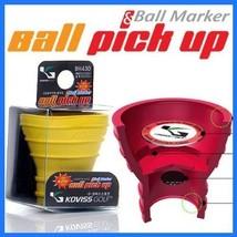 Golf Ball Pick up for Grip Retriever Suction BH430 koviss Yellow - $10.61