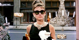 BREAKFAST AT TIFFANY'S SUNGLASSES Holly Golightly Audrey Hepburn Cat Eyed Frames image 3