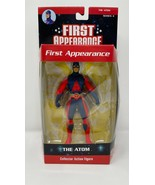 First Appearance The Atom Collector Action Figure Series 4 - DC Direct FS - $19.06