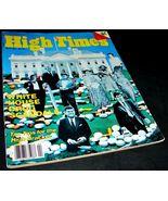 HIGH TIMES MAGAZINE April 1980 White House Drug Scandals JFK  Tax Tips P... - $16.99