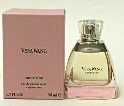 Vera Wang Truly Pink By Vera Wang For Women, Eau De Parfum Spray, 1.7-Ounce RARE - $59.99