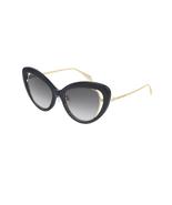 Alexander McQueen Sunglasses AM0223S 001 - $310.20
