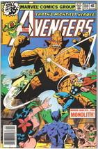 The Avengers Comic Book #180 Marvel Comics 1979 FINE - $3.99