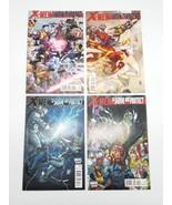 X-men to Serve & Protect 1-4 Complete Set Mini Series January 2011 Marve... - $19.27