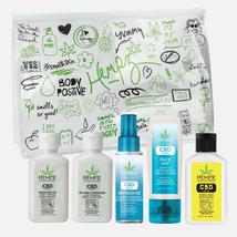 Hempz First Class Fav's Body & Hair Travel Kit