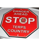 University of Maryland Stop Sign - $25.00