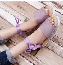 Home Strappy Women Flat Beige Sandals Spring Summer New Casual Slippers Shoes wxBqU0OI