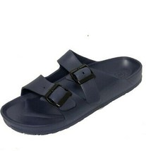 Men's Navy Flip Flop Sandal Super Flex Sz US 11 L EU 44 - $24.75