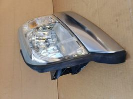 06-09 Mitsubishi Raider Headlight Head Light Lamp Driver Left LH - POLISHED image 5