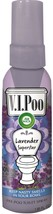 Air Wick V.I. POO Pre PooToilet Spray Lavender Odor Free 1.9 oz  - $6.99
