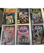 PSI Force 1 - 32 New Universe Marvel Comic Book COMPLETE SET Of 33 1986-... - $34.19