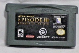 Star Wars: Episode III: Revenge of the Sith (Nintendo Game Boy Advance, ... - $9.89