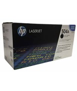HP 504A Black Original LaserJet Toner Cartridge - $49.99