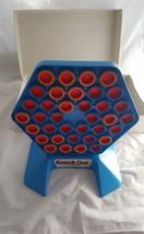 Milton Bradley 1978 Knockout Board game skill game family knockout vintage - $15.29