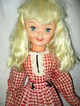 "1960 Original Uneeda Walt Disney 31"" Pollyanna Playpal Sized Hayley Mill... - $49.49"