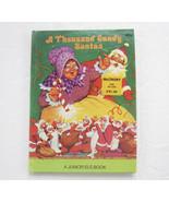 A Thousand Candy Santas, Santa Claus, Mrs Claus, Vintage Children's Jr E... - $7.99