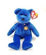 Ty Beanie Baby Clubby Beanie Babies Official Club Bear With Tags - $4.99