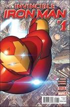 INVINCIBLE IRONMAN Vol.1 #1 + Variants Set (Marvel/2015 Series)*FIVE Edi... - $18.47
