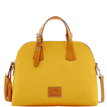 Dooney & Bourke Patterson Dandelion Leather Aud... - $469.99