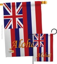 Hawaii - Impressions Decorative Flags Set S108121-BO - $57.97