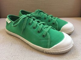 Keen Green Canvas Sneakers Size 7.5 - $32.44