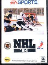 NHL '94 -Sega Genesis - Complete - $14.90