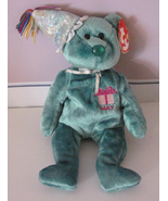 Ty Beanie Baby Birthday May Celebration Bear - $5.99