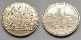 1876 Switzerland Lausanne 5 Franc World Silver Coin - $199.99