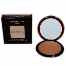 Guerlain Terracotta The Bronzing Powder NATURAL&LONG-LASTING Tan 10G #02-G42115 - $58.91