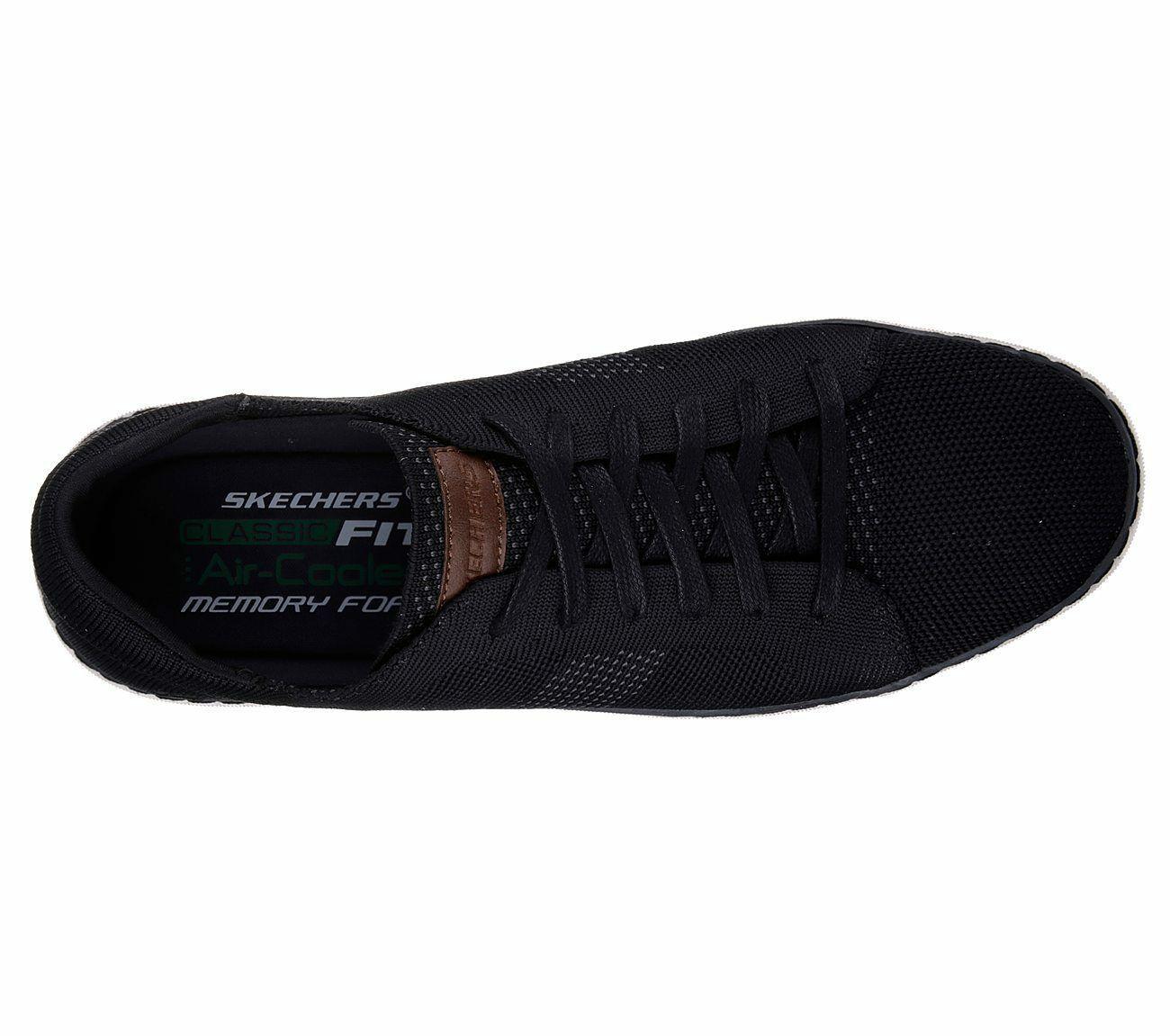 65088, SKECHERS, Lanson Revero, USA Men's Lace Up, Classic Fit, Casual Shoes image 5