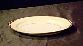 Noritake China Japan Goldora 882 Serving Platter  AA20-2139 Vintage image 6