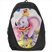 backpack dumbo elephant circus school bag - $41.79