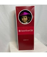 AMERICAN GIRL Rebecca Doll Figurine Doll Toy New with Box RETIRED Collec... - $187.11