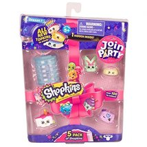 Shopkins S7 5Pk Toy - $4.94