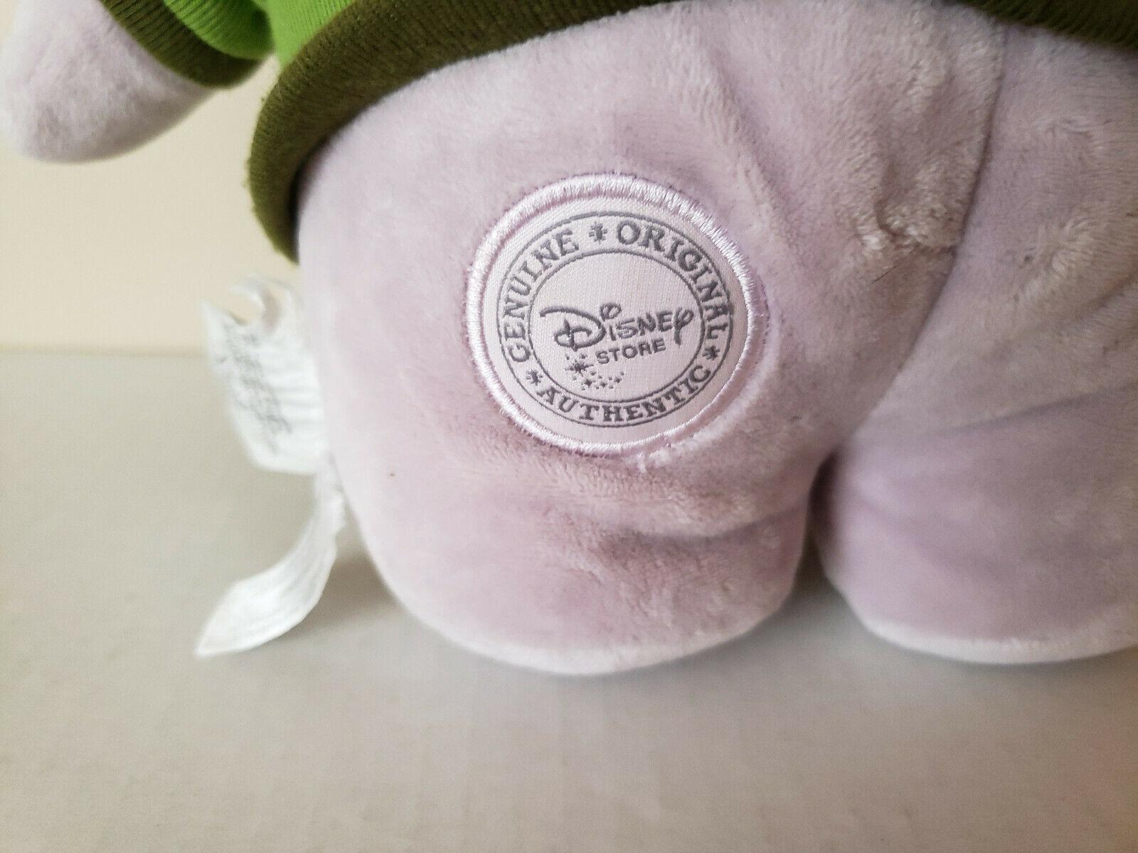 Disney Store Plush Monster INC Monsters University Scott Squibbles Squishy