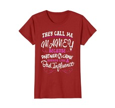 Funny Shirts - They Call Me Mamey Partner in Crime Mother's Day Gift Fun... - $19.95