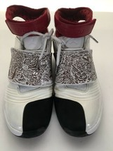 hot sale online b0f5c 65037 2004 Nike Air Jordan 20 Stealth Sz 10.5 White Varsity Red Black 310455-161 -