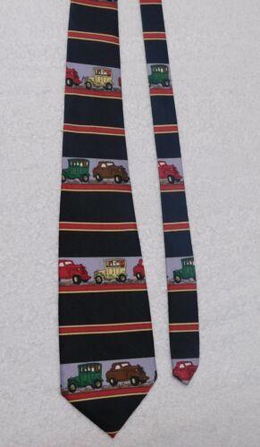 Fratello Classic Car Necktie Tie