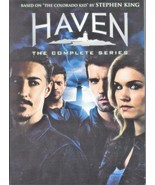Haven the Complete Series (24 Disc DVD Box Set) Brand New - $40.95