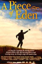 """2000 A PIECE OF EDEN Movie POSTER 27x40"""" Motion Picture Promo New/Old Stock - $15.99"""