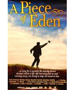 """2000 A PIECE OF EDEN Movie POSTER 27x40"""" Motion Picture Promo New/Old Stock - $19.99"""