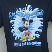 Disney World Splash Mountain Mickey Mouse Dry Is Not an Option T-shirt L... - $49.99