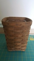 Longaberger Handwoven Basket - $5.52