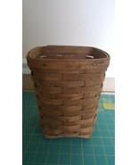 Longaberger Handwoven Basket - $5.52