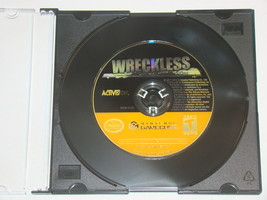 NINTENDO GAMECUBE - WRECKLESS The Yakuza Missions (Game Only) - $6.50